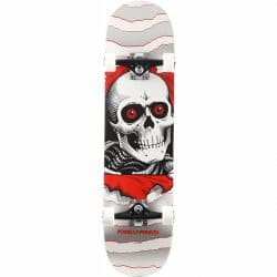Skateboard Complet Powell Peralta Ripper One Off Silver 8.0″