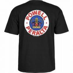 T-shirt Powell Peralta Supreme noir (black)