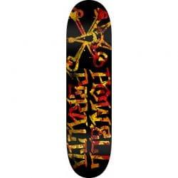 Planche de skateboard Powell Peralta Vato Rat Leaves Black deck 7.5″