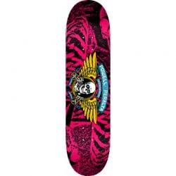 Planche de skateboard Powell Peralta Winged Ripper Pink deck 7.0″