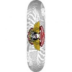 Planche de skateboard Powell Peralta Winged Ripper Silver 8.0