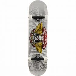 Skateboard Complet Powell Peralta Winged Ripper Silver 8.0″