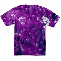T-shirt Primitive Goku Black Rose Washed Purple