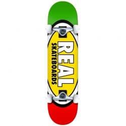Skateboard completReal Team Edition Oval XL 8.25
