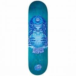 Planche de skate Santa Cruz Delfino Fortune Teller Powerply deck 8.25″