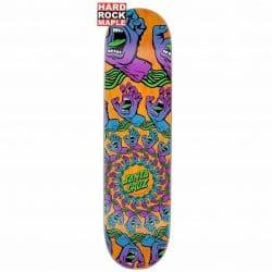 Planche de skate Santa Cruz Mandala Hand Hard Rock Maple deck 8.5″