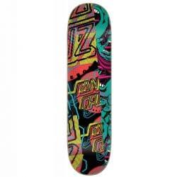 Planche de skate Santa Cruz No Pattern Dot Everslick deck 8.0″