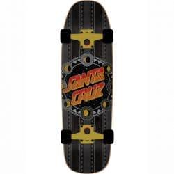"""Skateboard cruiser Santa Cruz Phase Dot Shaped 9.5"""""""