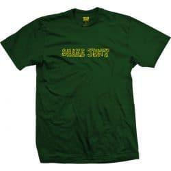 T-shirt Shake Junt Lotties Forest Green (vert)