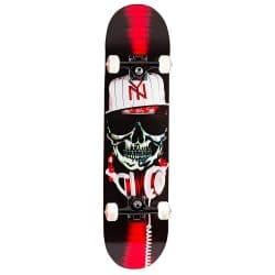 Skateboard Complet Speed Demons Krook Red 8.0″