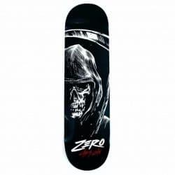 Planche de skate Zero Cole Reaper Black Red deck 8.5″