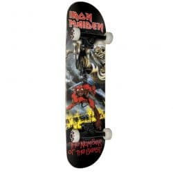 Skateboard complet Zero Iron Maiden Number Of The Beast 8.0″