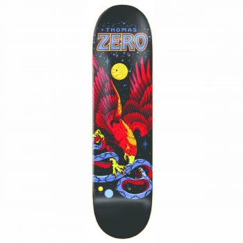 Planche de skateboard Zero Thomas Eagle & Snake deck 8.25″