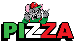 Pizza Skateboards logo mouse