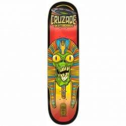 Planche de skateboard Cruzade Conspiracy Ramses deck 8.625″