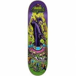 Planche de skateboard Cruzade Deathskull deck 8.0″