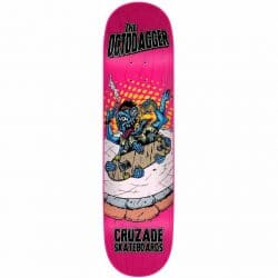 Planche de skateboard Cruzade The Octodagger deck 8.25″