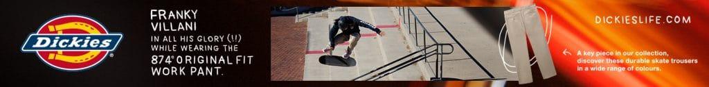 Pantalons de skate en stock