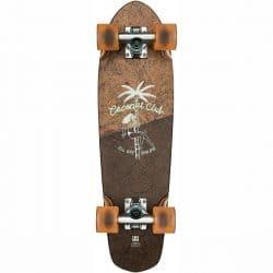"""Skateboard Cruiser Globe Blazer Coconut/Black 26"""""""