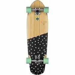 "Skateboard Cruiser complet Globe Big Blazer Bamboo/Dotted 32"""