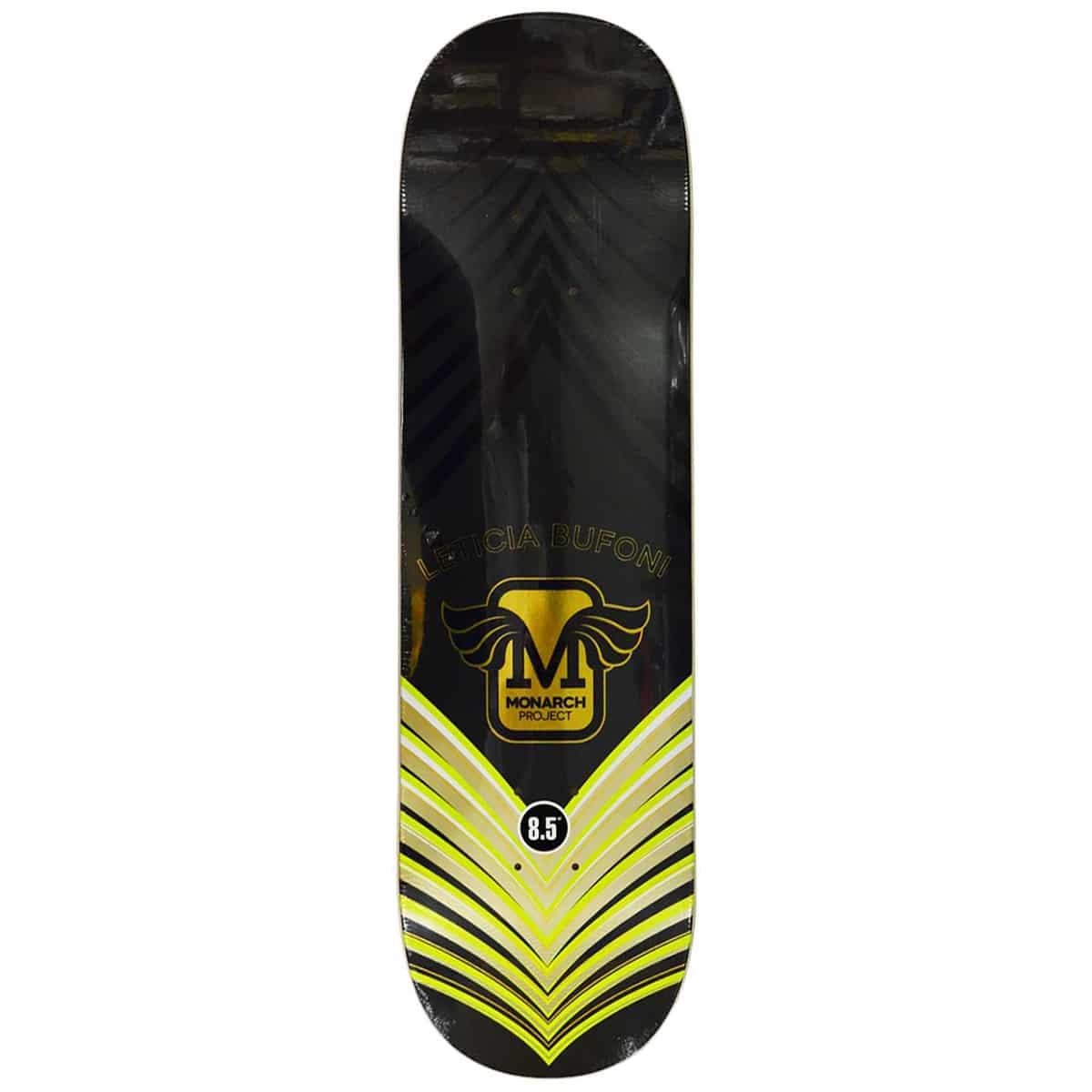 Planche de skate Monarch Bufoni Horus R7 en taille deck 8.5″