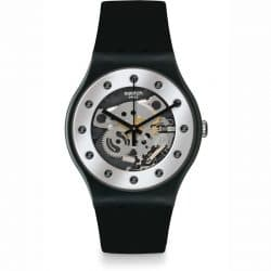 Montre Swatch Silver Glam SUOZ147