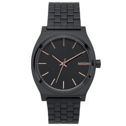 Montre Nixon Time Teller A045-957-00 Noire femme