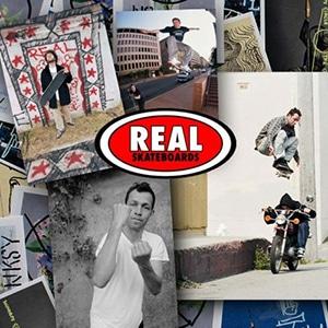 Real skateboards historic ads