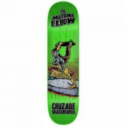 Planche de skateboard Cruzade The Mutant Elbow deck 8.5″