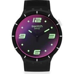 Montre Swatch Big Bold Futuristic SO27B119 Noire